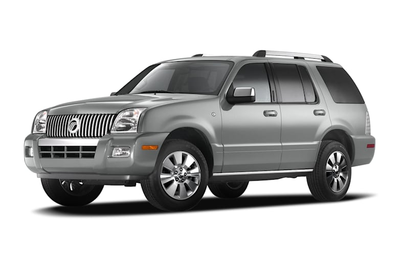 2009 Mountaineer