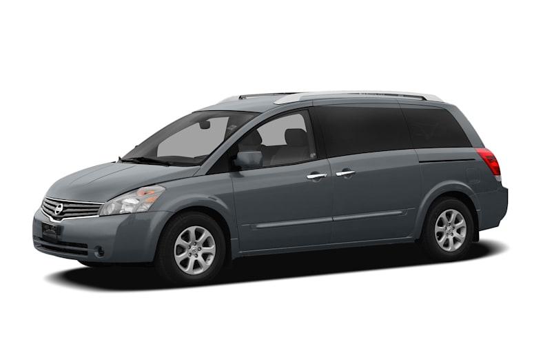 2009 Nissan Quest Information