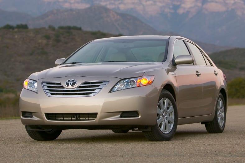 2009 Toyota Camry Hybrid Information