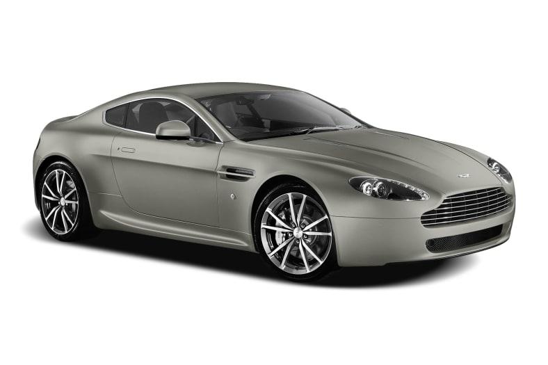 2010 Aston Martin V8 Vantage Exterior Photo
