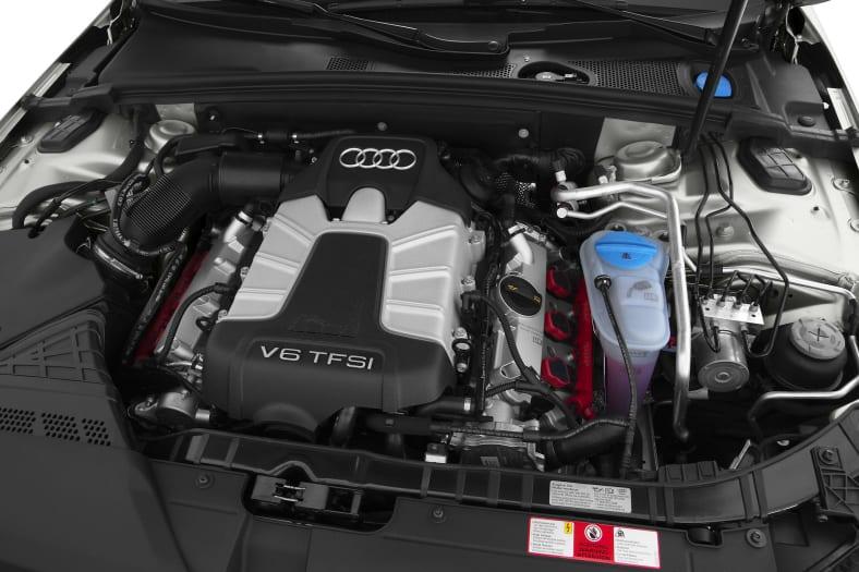 Audi S Information - Audi s4 horsepower