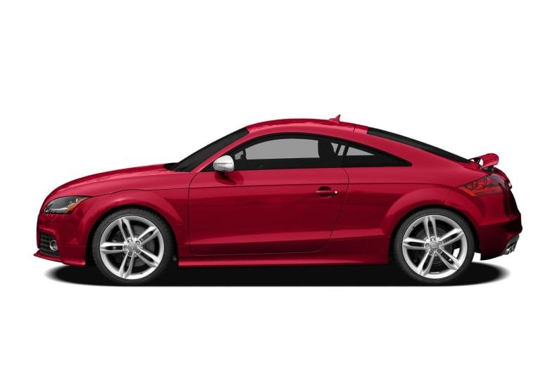 2010 Audi TTS Exterior Photo