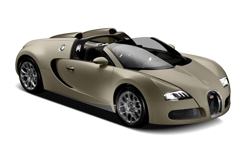 2010 Veyron