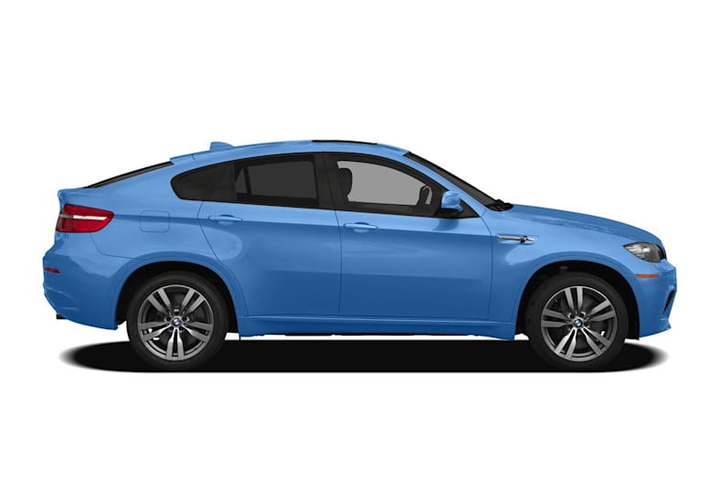 2010 Bmw X6 M Safety Features