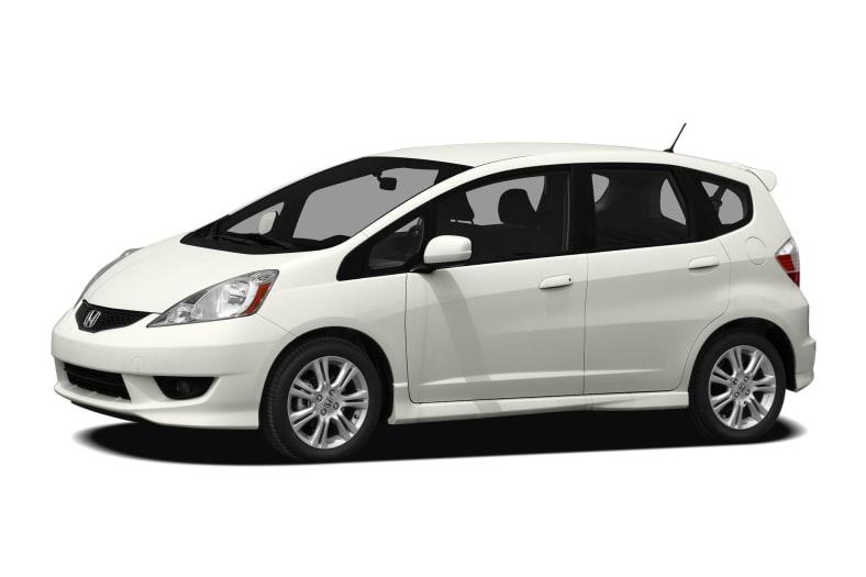 2010 honda fit sport 4dr front wheel drive hatchback information. Black Bedroom Furniture Sets. Home Design Ideas