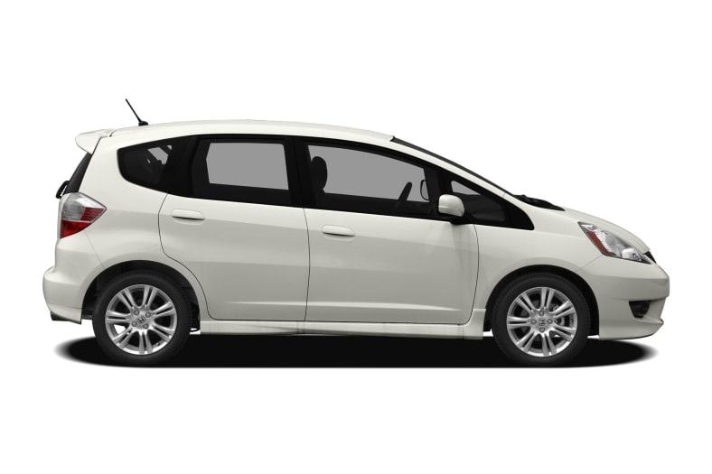 2010 honda fit sport 4dr front wheel drive hatchback pictures. Black Bedroom Furniture Sets. Home Design Ideas