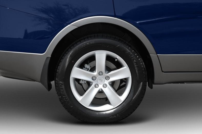 2010 Hyundai Veracruz Exterior Photo