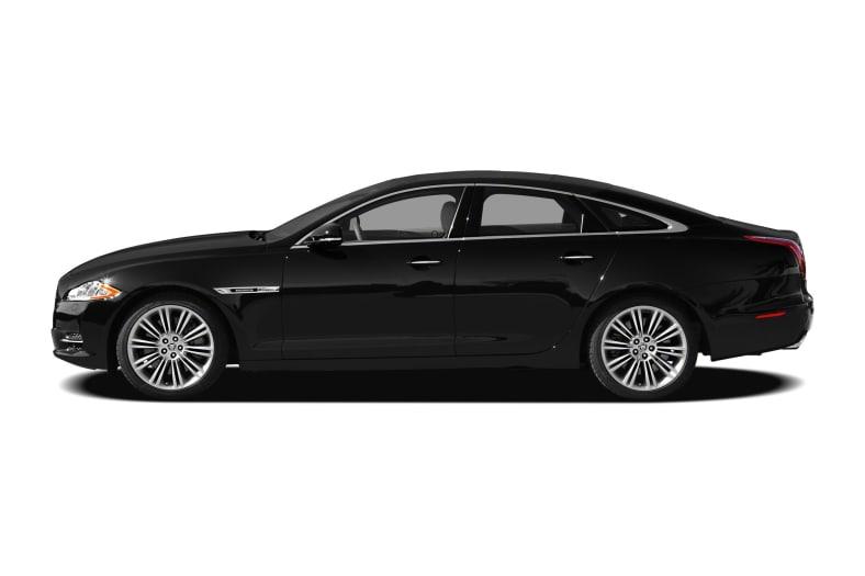 2010 Jaguar XJ Exterior Photo