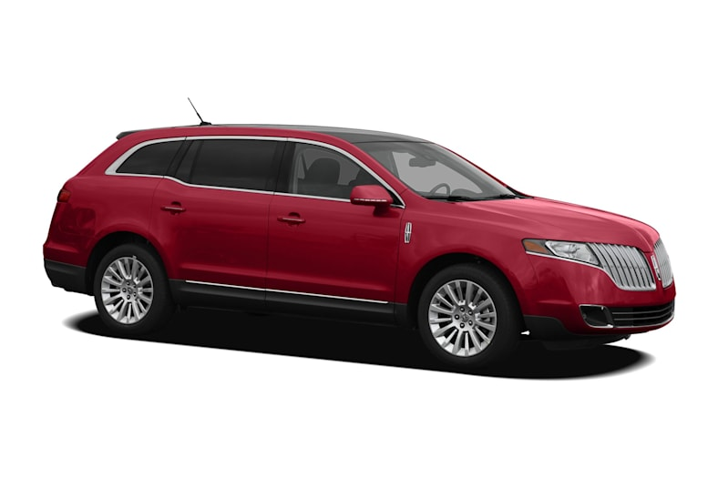 2010 Lincoln MKT Exterior Photo