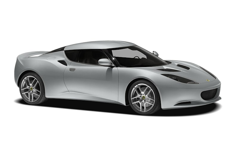 2010 Lotus Evora Exterior Photo