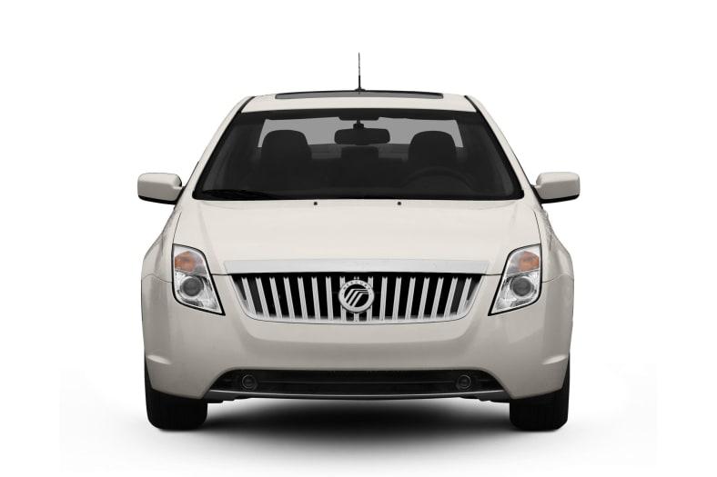 2010 Mercury Milan Hybrid Exterior Photo