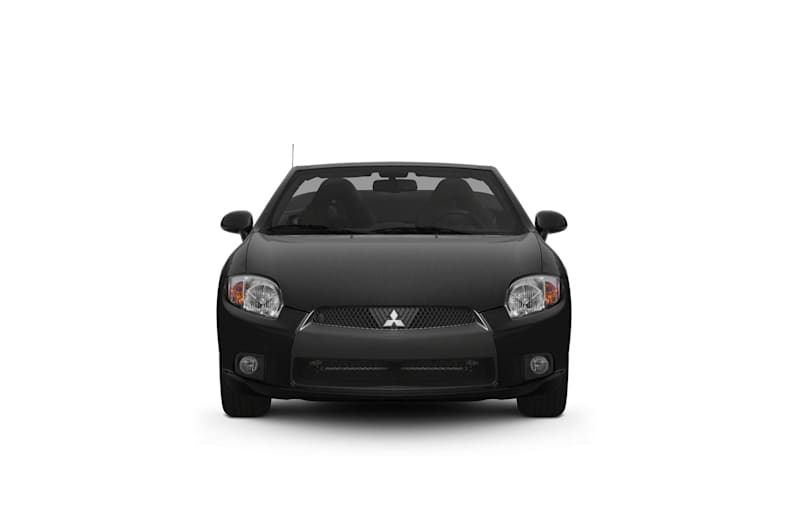 2010 Mitsubishi Eclipse Spyder Exterior Photo