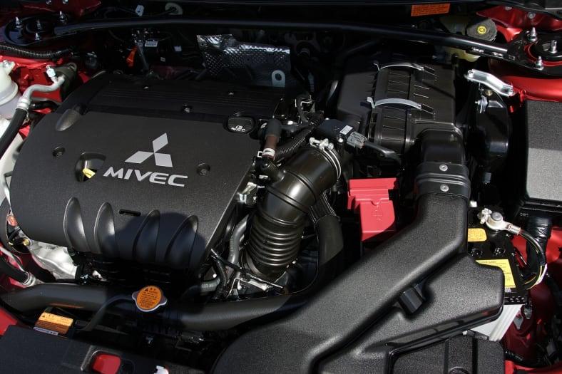 2010 Mitsubishi Lancer Exterior Photo