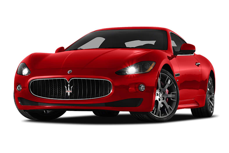 2010 maserati granturismo base 2dr coupe equipment