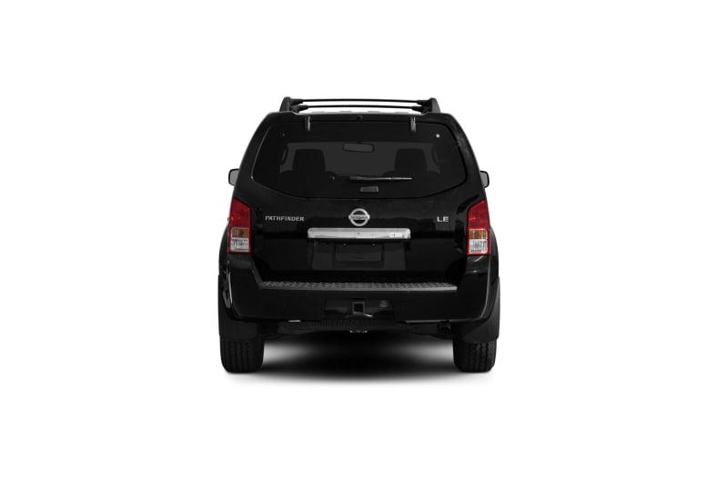 2010 Nissan Pathfinder Exterior Photo