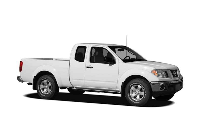 USC00NIT121B0135 - 2010 Nissan Frontier Crew Cab Se At
