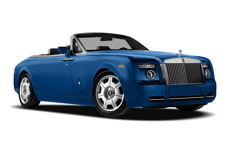 2010 Rolls-Royce Phantom Drophead Coupe Exterior Photo