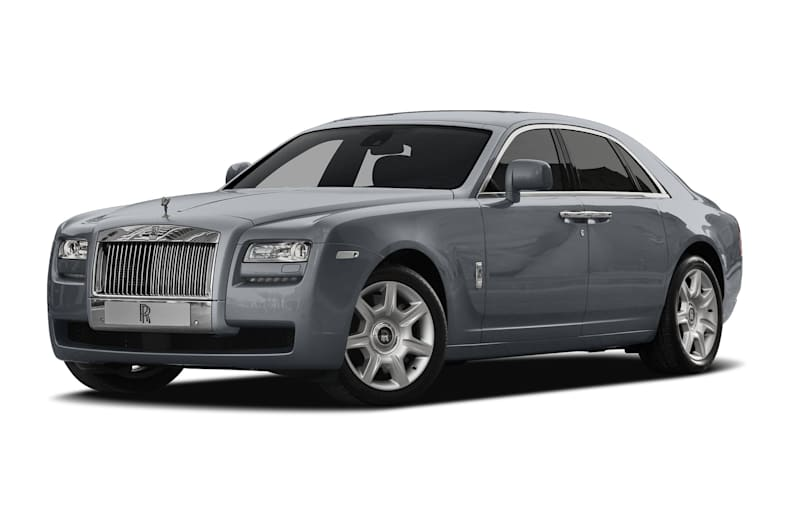 2010 Rolls-Royce Ghost Exterior Photo