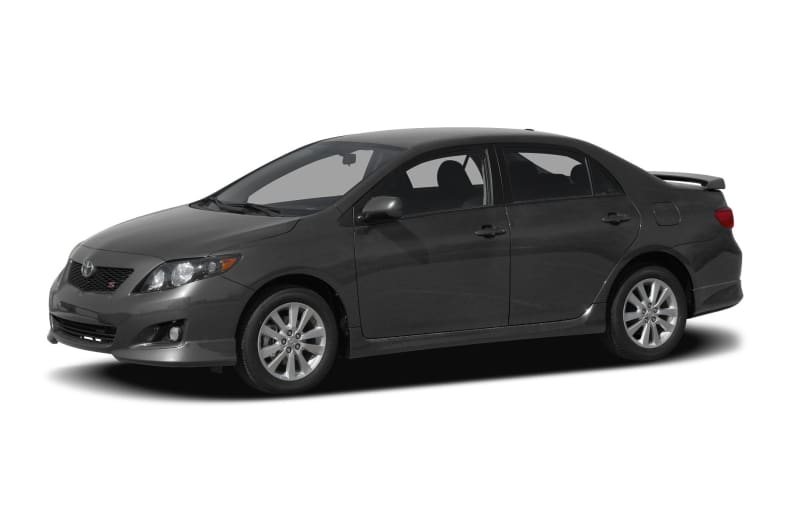 2010 Toyota Corolla XRS 4dr Sedan Pictures