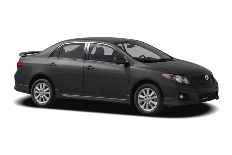 2010 Toyota Corolla S >> 2010 Toyota Corolla S 4dr Sedan For Sale