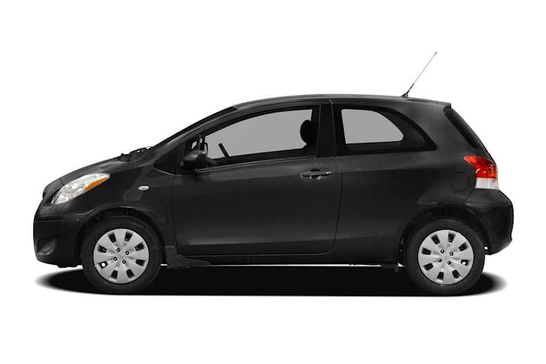 2010 Toyota Yaris Exterior Photo
