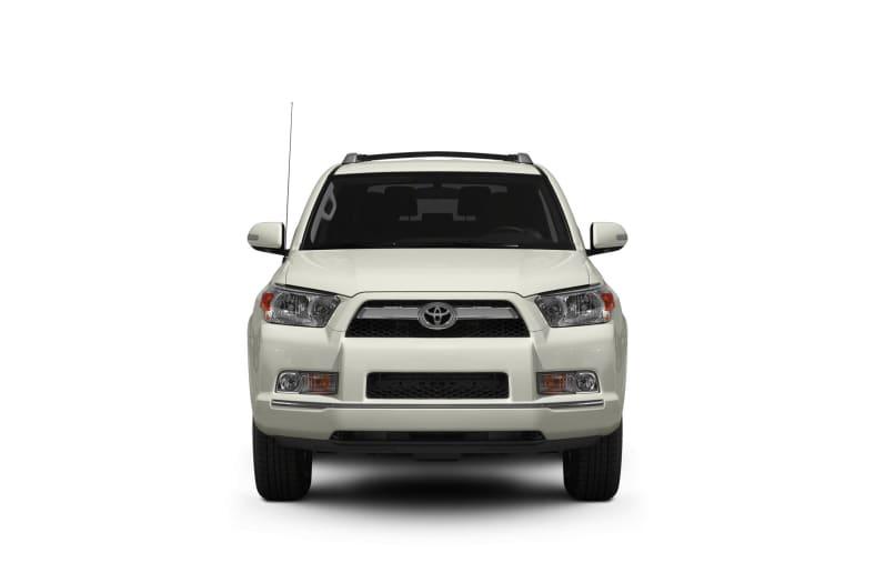 2010 Toyota 4Runner Exterior Photo