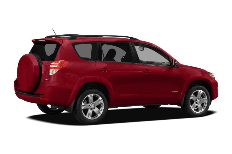 2010 Toyota Rav4 Exterior Photo