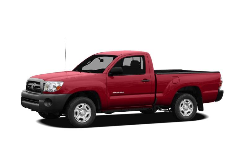 2010 Toyota Tacoma Exterior Photo