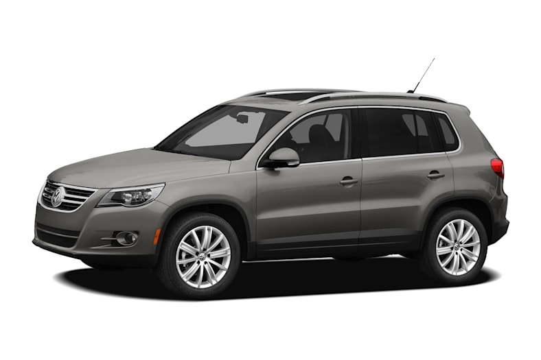 2010 Volkswagen Tiguan Exterior Photo