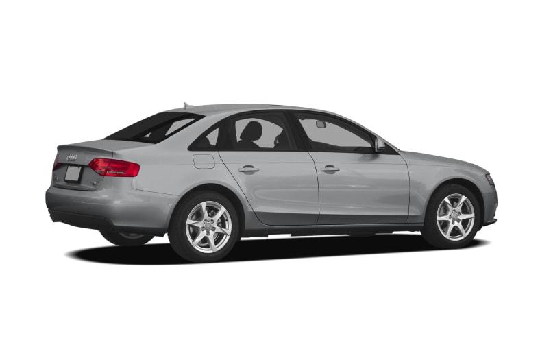 2011 Audi A4 Information