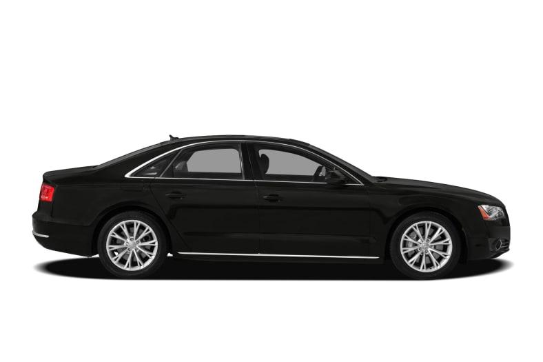 2011 Audi A8 Exterior Photo