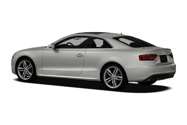 2011 Audi S5 Exterior Photo