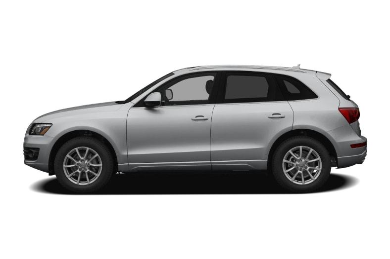 2011 Audi Q5 Information