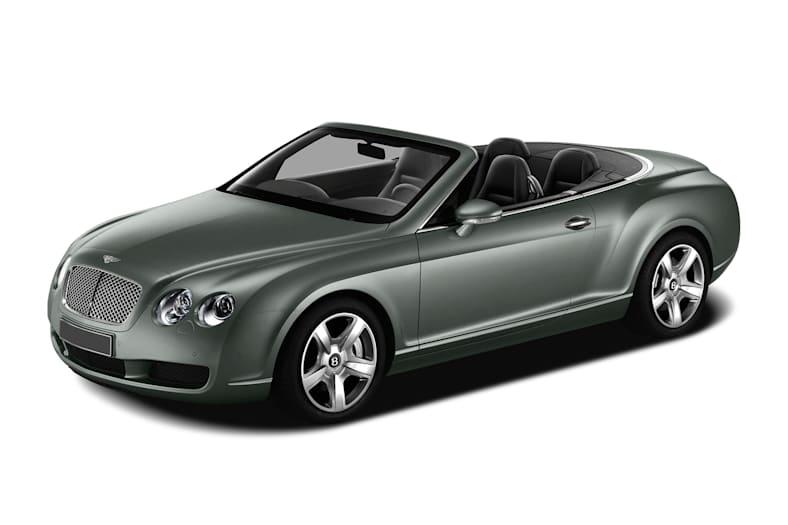 2011 Bentley Continental GTC Exterior Photo