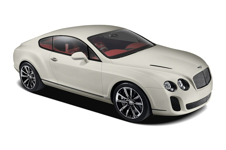 2011 Continental Supersports
