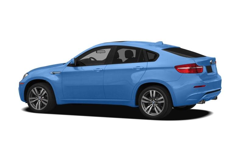 2011 BMW X6 M Exterior Photo