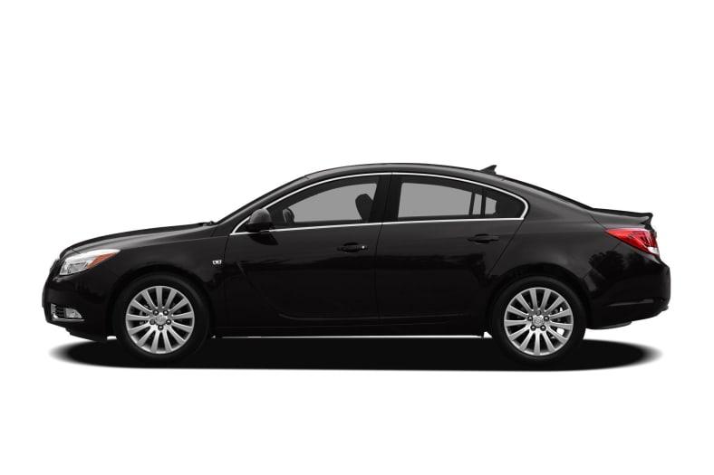2011 Buick Regal Exterior Photo