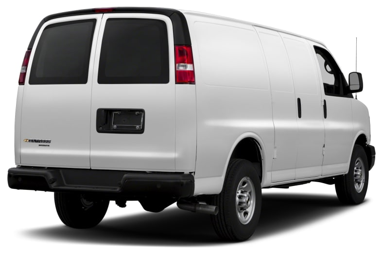 2014 Chevrolet Express 2500 Exterior Photo
