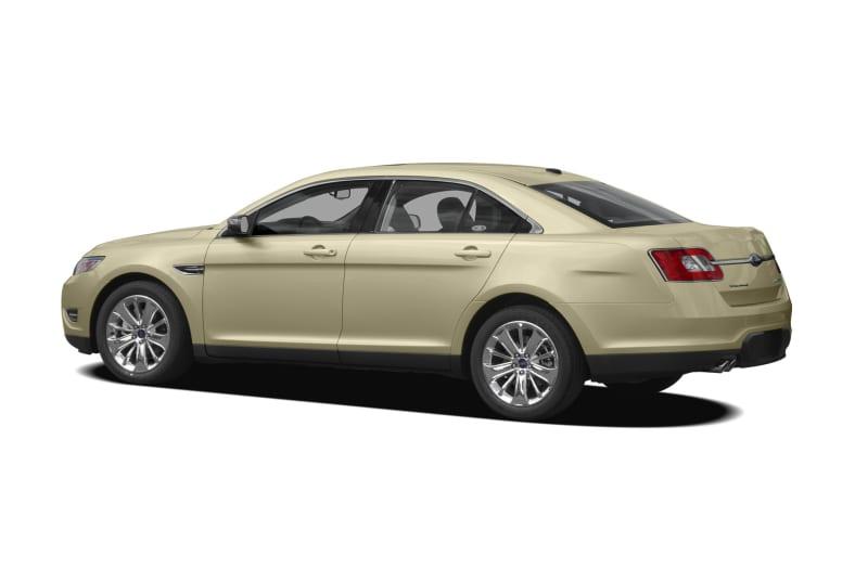2011 Ford Taurus Exterior Photo
