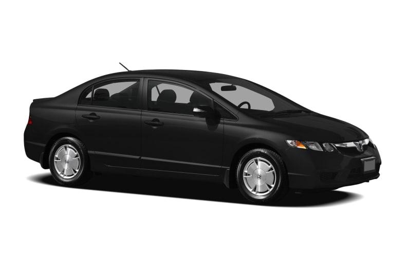 2011 Honda Civic Hybrid Exterior Photo
