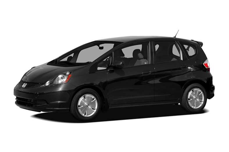 2011 Honda Fit Information