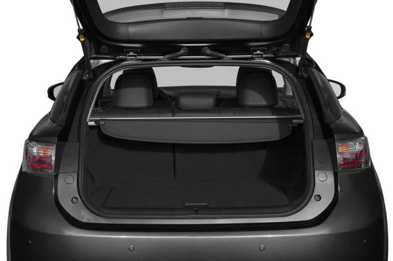 2011 Lexus CT 200h Exterior Photo