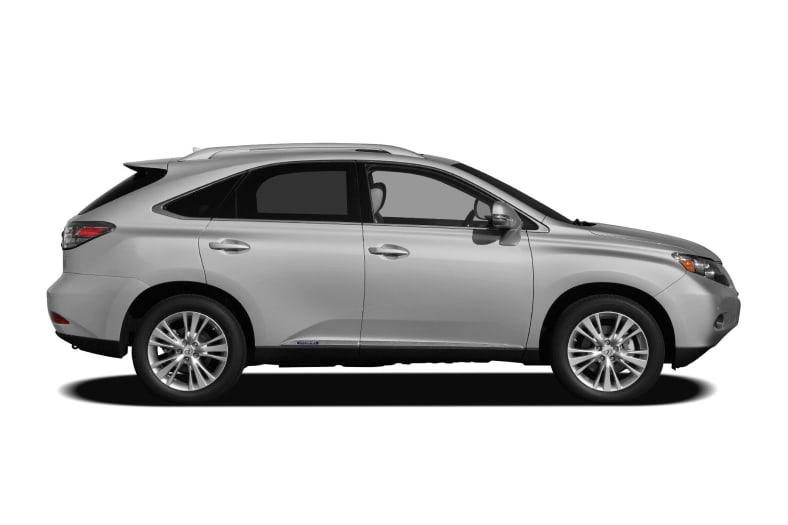 2011 Lexus RX 450h Exterior Photo