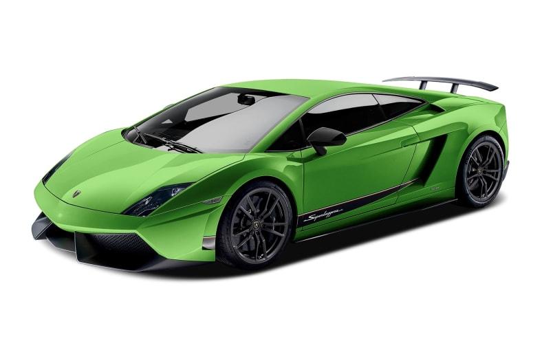 2011 Lamborghini Gallardo Exterior Photo