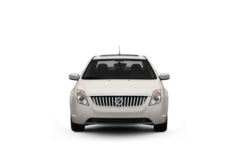 2011 Mercury Milan Hybrid Exterior Photo