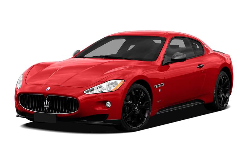 2011 Maserati GranTurismo Exterior Photo