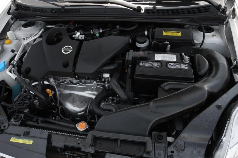 2011 Nissan Sentra Exterior Photo