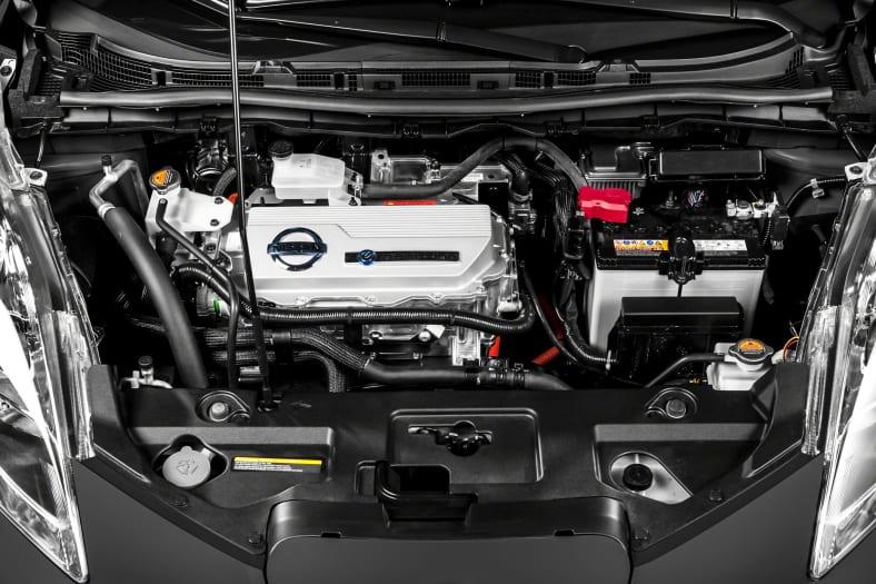 2014 Nissan LEAF Exterior Photo