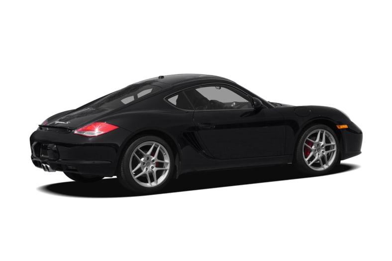 2011 Porsche Cayman Exterior Photo