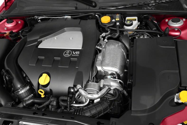 2011 Saab 9-3 Exterior Photo
